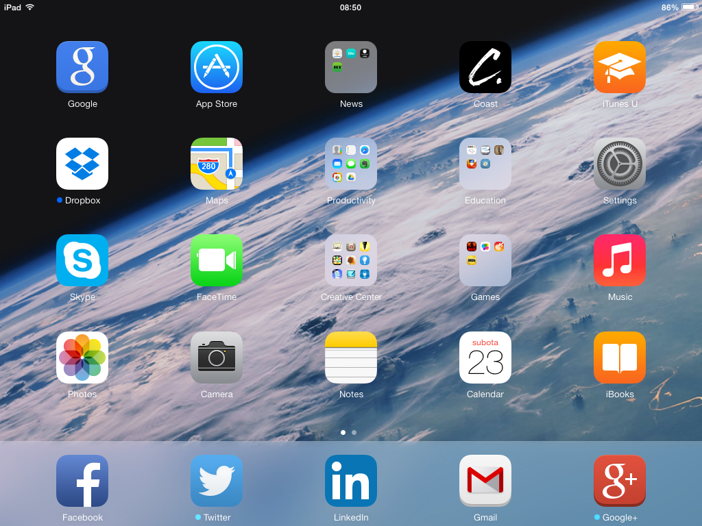 Color Coordinated Apps Beautiful The Best Launchers